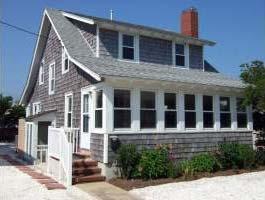ship bottom oceanblock 3rd off beach 3 br 2 ba nantucket style house - Nantucket Style House