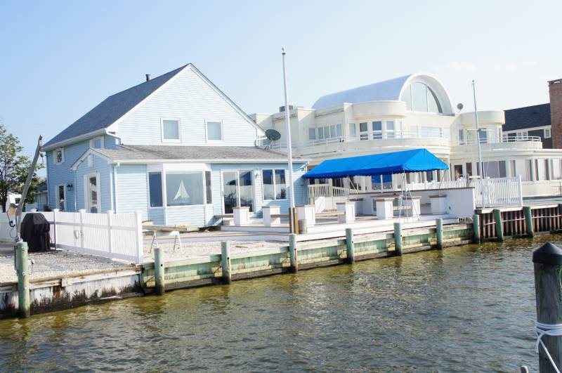 West Point Island Lavallette 4br Bayfront Home Jersey