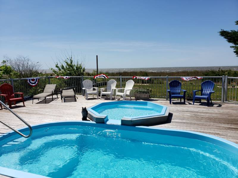 Cape May-Water View,Heated Pool,Putting Green,Game Room,Kayaks & More!