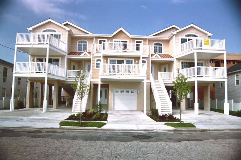 Beach house rentals wildwood nj house decor ideas for Modern homes nj