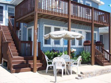 Seaside Park 3BR/2BA 1.5 Blocks to Ocean