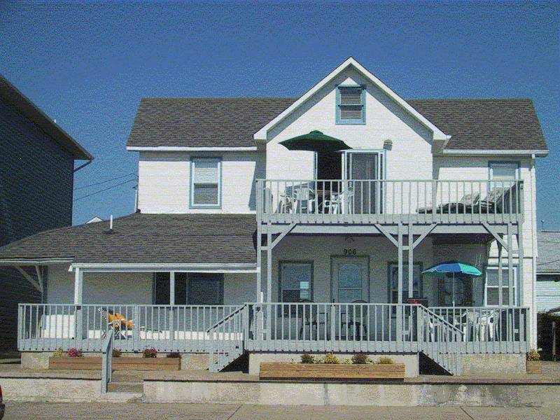 Bradley Beach Ocean Front Property - Enjoy Wonderful Coastal Views