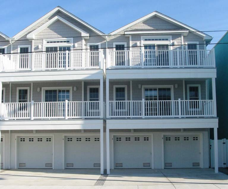 Wildwood Beautiful Condo Next to Beach