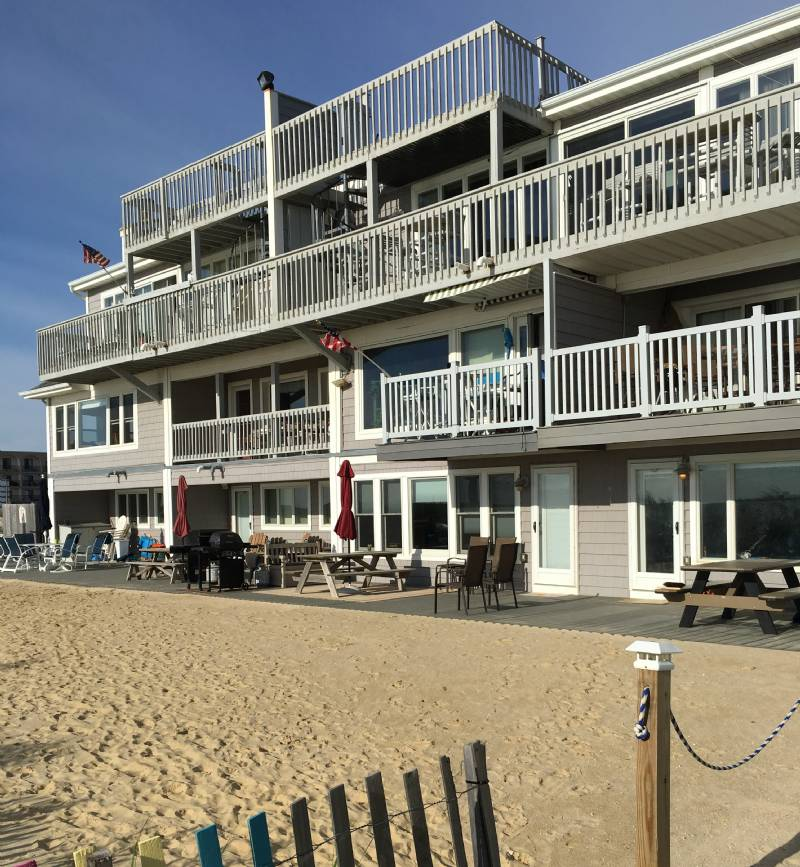 Oceanfront Vacation Condos: Oceanfront Condo On Private Beach
