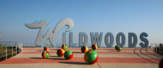 The Wildwoods rentals