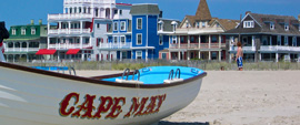 Cape May vacation rentals