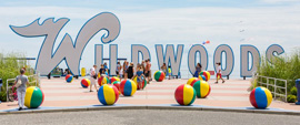 The Wildwoods vacation rentals
